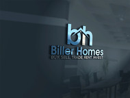 Biller Homes Logo - Entry #88