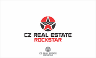 CZ Real Estate Rockstars Logo - Entry #68