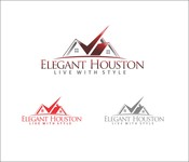 Elegant Houston Logo - Entry #92