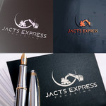 Jacts Express Trucking Logo - Entry #152