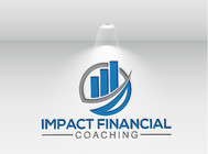 Impact Financial coaching Logo - Entry #48