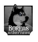 Siberian Husky Logo - Entry #32