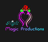 Night Magic Productions Logo - Entry #33