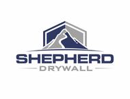 Shepherd Drywall Logo - Entry #393