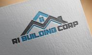 RI Building Corp Logo - Entry #174