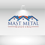 Mast Metal Roofing Logo - Entry #15