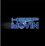 Keep It Movin Logo - Entry #483
