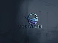 MGK Wealth Logo - Entry #70