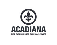 Acadiana Fire Extinguisher Sales and Service Logo - Entry #290