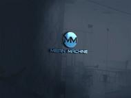 Mean Machine Logo - Entry #13