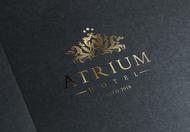 Atrium Hotel Logo - Entry #17