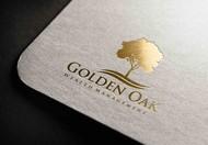 Golden Oak Wealth Management Logo - Entry #44