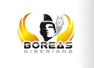 Siberian Husky Logo - Entry #30