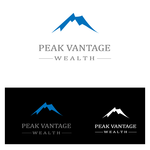 Peak Vantage Wealth Logo - Entry #88