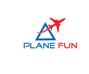 PlaneFun Logo - Entry #48