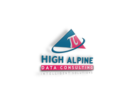 High Alpine Data Consulting (HAD Consulting?) Logo - Entry #71