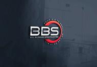 Bill Blokker Spraypainting Logo - Entry #58
