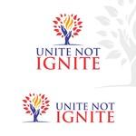 Unite not Ignite Logo - Entry #155