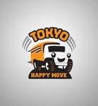 Tokyo Happy Move Logo - Entry #18