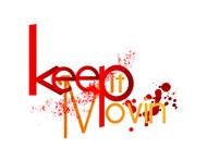 Keep It Movin Logo - Entry #144