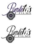 Purple Iris Films Logo - Entry #74