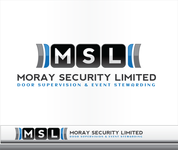 Moray security limited Logo - Entry #236
