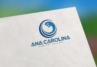 Ana Carolina Fine Art Gallery Logo - Entry #101