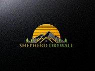 Shepherd Drywall Logo - Entry #371