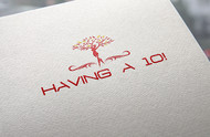 Having a 10! Logo - Entry #36