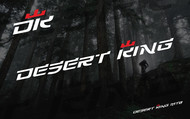 Desert King Mtb Logo - Entry #1