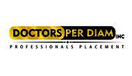 Doctors per Diem Inc Logo - Entry #39