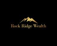 Rock Ridge Wealth Logo - Entry #475