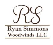 Woodwind repair business logo: R S Woodwinds, llc - Entry #10