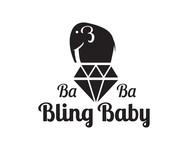 Ba Ba Bling baby Logo - Entry #109