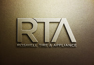 Roswell Tire & Appliance Logo - Entry #108