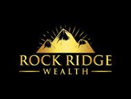 Rock Ridge Wealth Logo - Entry #357