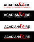 Acadiana Fire Extinguisher Sales and Service Logo - Entry #121