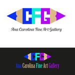Ana Carolina Fine Art Gallery Logo - Entry #10