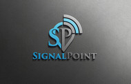 SignalPoint Logo - Entry #90