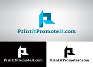 PrintItPromoteIt.com Logo - Entry #97