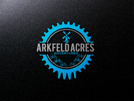 Arkfeld Acres Adventures Logo - Entry #248