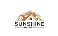 Sunshine Homes Logo - Entry #447