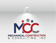 Mechanical Construction & Consulting, Inc. Logo - Entry #64