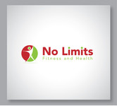 No Limits Logo - Entry #112