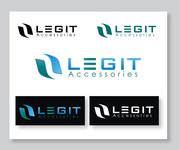 Legit Accessories Logo - Entry #218