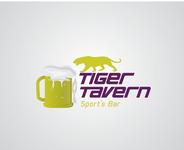Tiger Tavern Logo - Entry #57