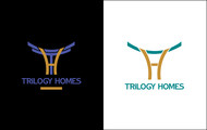 TRILOGY HOMES Logo - Entry #234