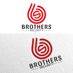 Brothers Security Logo - Entry #166