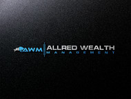 ALLRED WEALTH MANAGEMENT Logo - Entry #739
