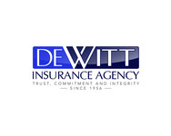 """DeWitt Insurance Agency"" or just ""DeWitt"" Logo - Entry #169"
